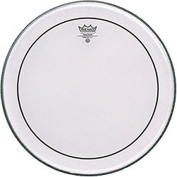 Remo PS0313-MP Clear Pinstripe Marching Tenor Drum Head (13-Inch)