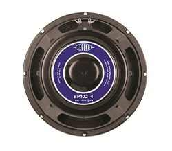 Eminence Legend BP102-4 10″ Bass Guitar Speaker, 200 Watts at 4 Ohms