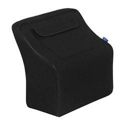 B Blesiya Thicken Piano Accordion Gig Bag Case 40-120 Bass Accordion Backpack Black
