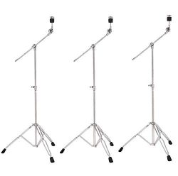 Pacific Drums by DW P/D 700 Boom Cymbal Stand (3 Pack Bundle)