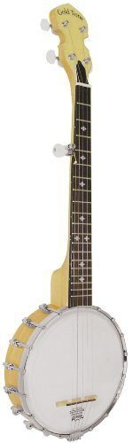 Gold Tone CC-Mini Cripple Creek Banjo (Five String, Maple)