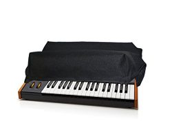 Dust Cover and Protector for MOOG SUB 37 / SUBSEQUENT 37 / LITTLE PHATTY/Stage II Synthesizer Ke ...