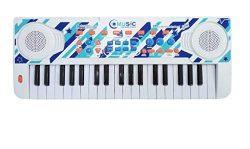 Lightahead HS-3790B 37 Key Electronic Organ Keyboard Piano Portable Multi-Function Musical Keybo ...