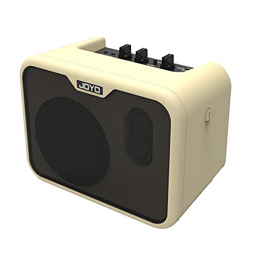Acoustic Guitar Amplifer,SUNYIN 10 Watt protable Amp for Guitar,Electric Guitar and Bass (Bass amp)