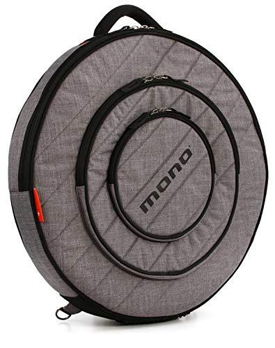 MONO Cymbal Bag (22″ Max) ASH (M80-CY22-ASH