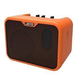 Acoustic Guitar Amplifer,SUNYIN 10 Watt protable Amp for Guitar,Electric Guitar and Bass (Guitar ...