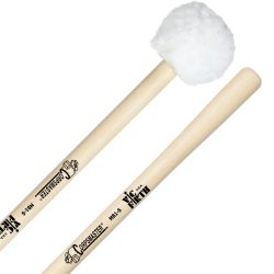 Vic Firth Corpsmaster Bass Mallet — Small Head Soft