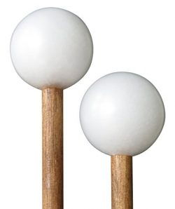 Timber Drum Co. T2HP, MADE IN U.S.A. Pair of Hard Polymer Mallets for Energy Chime, Xylophone, W ...