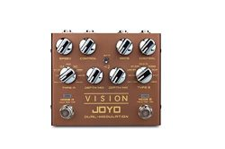 JOYO Professional Guitar Multi Effect Pedal | Music Elevated By Cutting Edge Technology
