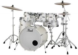 Pearl Drum Set White Satin, inch DMP927SPC229
