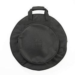 22″ Cymbal Bag by Hola! Music, 3 Inner Compartments, 17″ Pocket and Backpack Straps