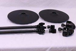 Roland Crash Cymbal Black 12-inch (CY-12C