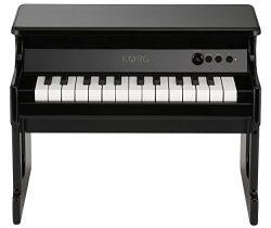 Korg tinyPiano Digital Toy Piano – Black