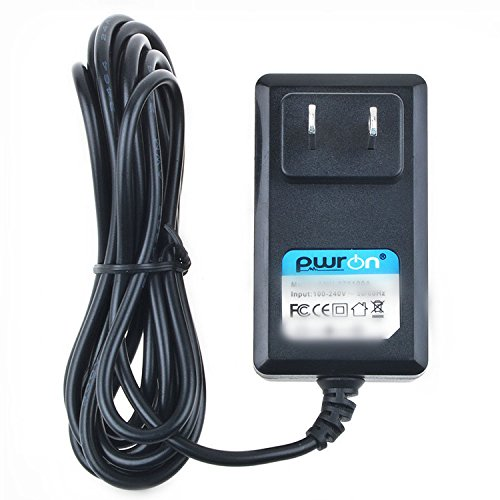 PwrON 6.6 FT Cable AC to DC Adapter for Roland FA-06 FA-08 Keyboard Workstation Synthesizer Powe ...