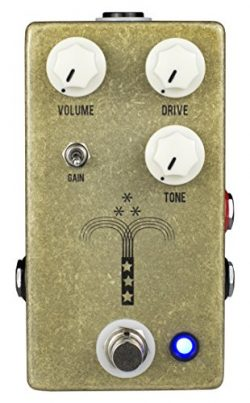 JHS Morning Glory V4 Overdrive Guitar Effects Pedal