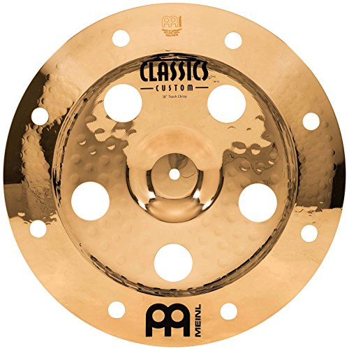 meinl 16 trash china cymbal with holes classics custom brilliant made in germany 2 year. Black Bedroom Furniture Sets. Home Design Ideas