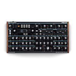 Novation Peak 8-voice Polyphonic Synthesizer Module with 1 Year Free Extended Warranty