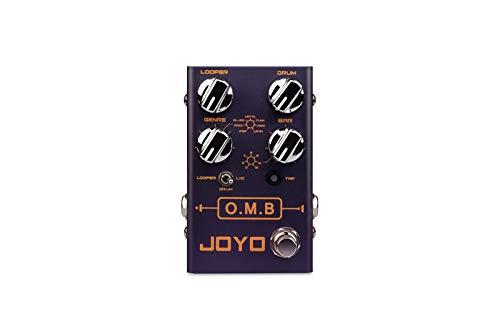 JOYO R-06 O.M.B One Man Band Looper Effect Peal – Revolution Series