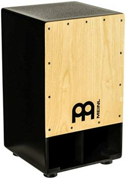 Meinl Subwoofer Bass Cajon Box Drum with Internal Snares – NOT MADE IN CHINA – Ameri ...