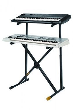 Hercules KS210B KS110B2 Tier X Type Keyboard Stand Model