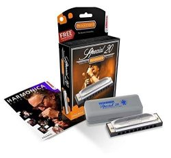 Hohner Special 20 Harmonica, Key of A