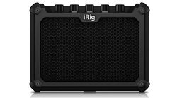 IK Multimedia iRig Micro Amp 15W Battery-Powered Guitar Amplifier with iOS/USB Interface (IP-iRi ...