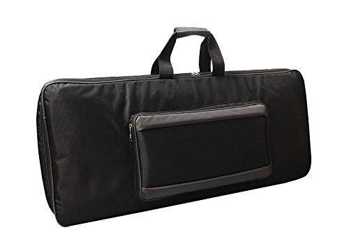 Korg PA900 61-Key Semi-Weighted Professional Arranger Keyboard Black Bag