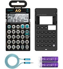 Teenage Engineering PO-35 Speak Pocket Operator Built-In Mic, Patterns/Effects Synthesizer & ...