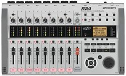 Zoom R24 Digital Multitrack Recorder