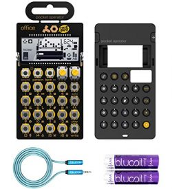 Teenage Engineering PO-24 Office Pocket Operator, Sounds, Patterns & Effects Synthesizer &am ...