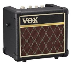 VOX MINI3 G2 Battery Powered Modeling Amp, 3W, Classic (MINI3G2CL)