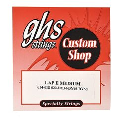 GHS Electric Lap Steel Strings E Tuning 14-58