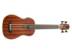 Kala Wanderer U-Bass – Mahogany, Acoustic/Electric