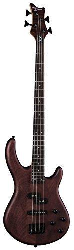Dean Guitars 4 String Dean Edge 1 PJ Bass Guitar – Vintage Mahogany (E1PJ VM)