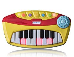 Playkidz Electronic Organ Music Keyboard for little kids – My First Piano – With Lig ...