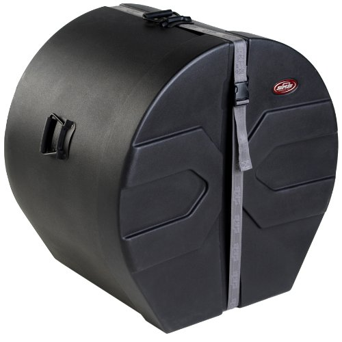 SKB 14 X 24 Marching Bass Drum Case with Padded Interior