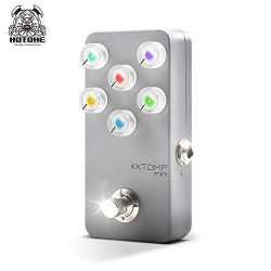 Hotone Reverb Chorus Multi Effects Pedal Xtomp Mini of Distortion Overdrive Compressor Fuzz Boos ...