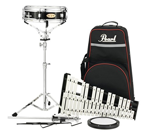 Pearl Percussion Learning Center, w/PLBC9 Nylon Carrying Case w/Wheels (PL910C)