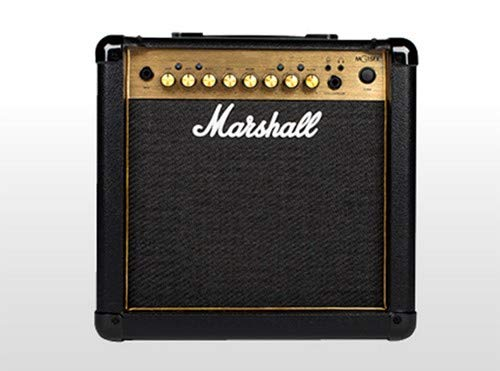 marshall amps guitar combo amplifier m mg15gfx u musicalbin musicalbin. Black Bedroom Furniture Sets. Home Design Ideas