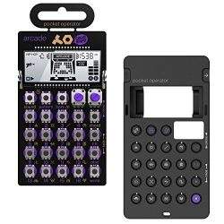 Teenage Engineering TE010AS020 PO-20 Arcade Pocket Operator Battery-powered Arcade Synthesizer w ...