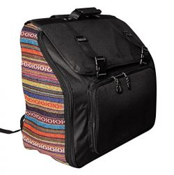 MUSIC FIRST original design Country Style Piano Accordion case/Accordion bag/Accordion gig bag ( ...