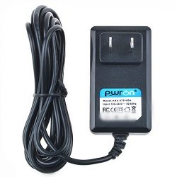 PwrON (6.6 FT Extra Long) AC to DC Adapter for BOSS Dr. Rhythm DR-550 Roland Drum Machine Power  ...