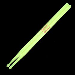5A Nylon Drumsticks for Drum Set Light strong Professional Night light Plastic Drum Sticks Music ...