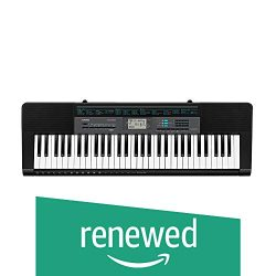 Rif6 Electric 61 Key Piano Keyboard With Over Ear