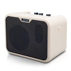 JOYO MA-10B 10Watt Dual Channel Bass Guitar Amplifier, Portable Mini Electric Bass Amp designed  ...