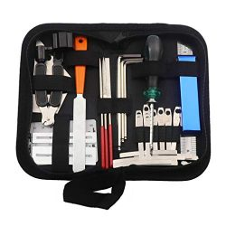 Guitar Tool Kit Repairing Maintenance Tools String Organizer String Action Ruler Gauge Measuring ...