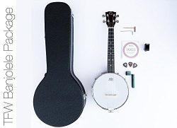 TFW Banjolele Starter Kit – With Case and Accessories