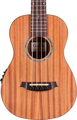 Cordoba Mini II Bass MH-E – Natural Mahogany