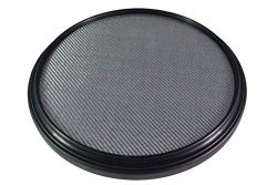 The 12-inch Double Sided Practice Pad, Marching Snare Pad – Fully Rimmed with an Articulat ...
