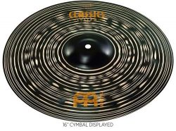 Meinl 16″ Crash Cymbal – Classics Custom Dark – Made in Germany, 2-YEAR WARRAN ...